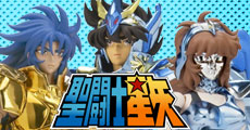 聖闘士星矢フィギュア
