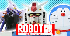 バンダイ-ROBOT魂フィギュア
